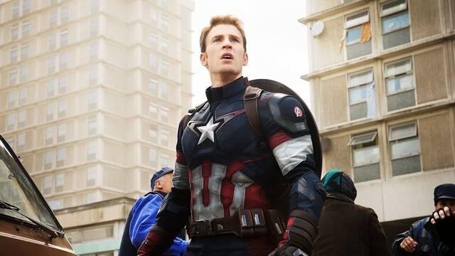 Chris Evans abre la puerta a regresar como Capitán América