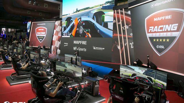 La gran final de la ESL Racing Series MAPFRE será el 14 de diciembre