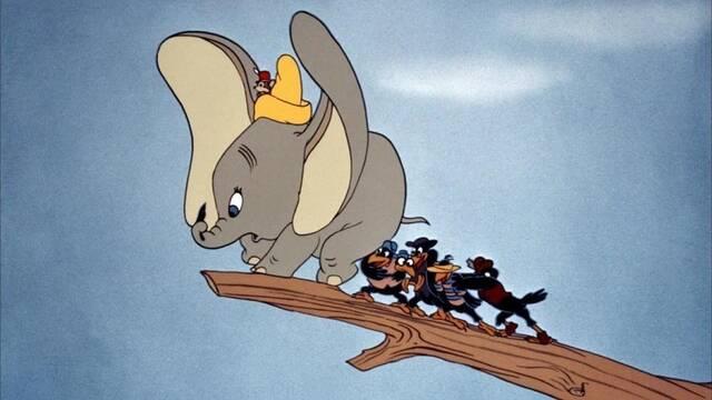Dumbo o Fantasía advierten sobre racismo en Disney+