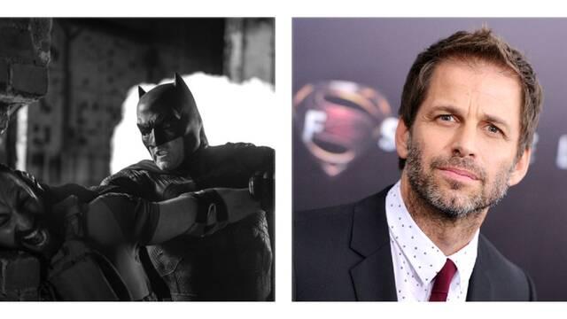 Liga de la Justicia: Snyder revela una nueva imagen de Batman de su edición