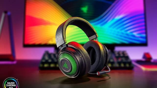 Razer Kraken Ultimate, los auriculares para jugar con sonido envolvente THX Spatial Audio