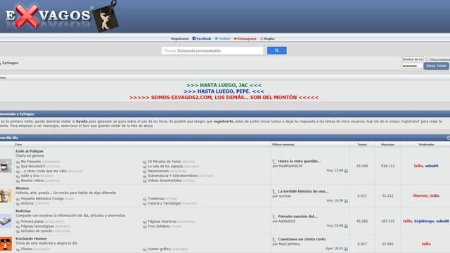 El Gobierno multa al dueño del portal pirata exvagos.com con 400.000 euros