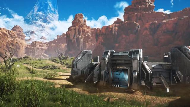 El mapa Blood Gulch de Halo vuelve a la vida gracias a Quixel y Unreal Engine 4