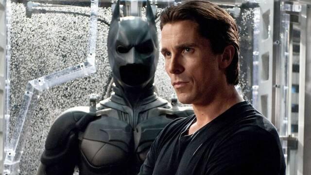 Christian Bale no quiso ser más Batman por seguir la visión de Nolan