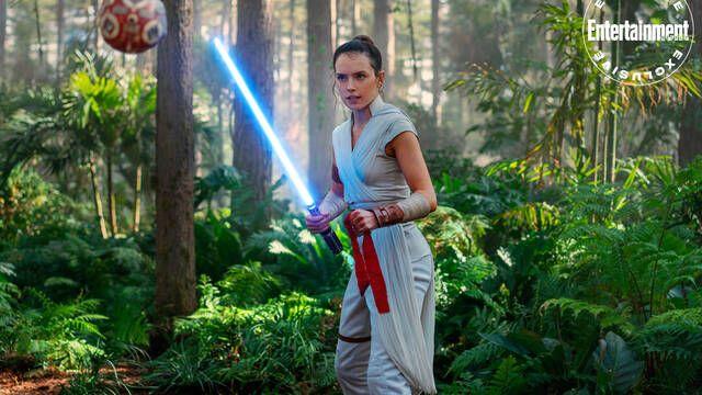 Star Wars: El ascenso de Skywalker se muestra en vídeo, imágenes y póster