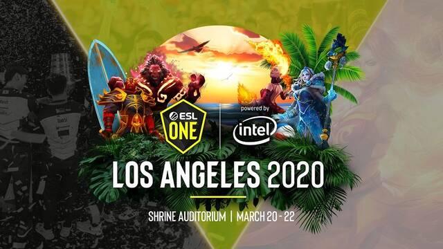 ESL presenta ESL One Los Ángeles, el primer Major de DOTA 2 en EEUU desde el 2016