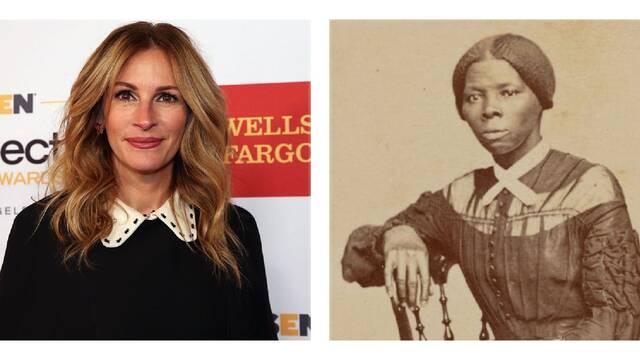 Julia Roberts fue considerada para interpretar a Harriet Tubman
