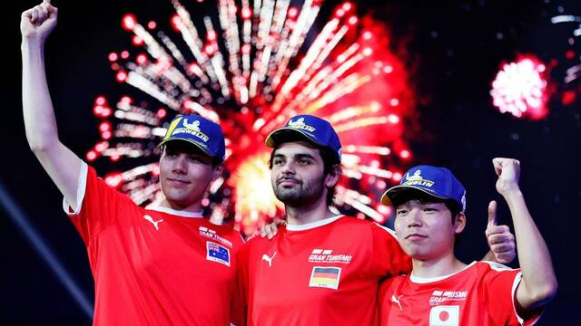 Mikail Hizal es el campeón del mundo de Gran Turismo