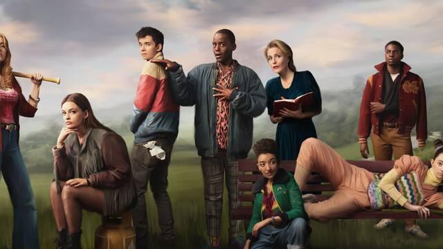 Sex Education estrena su segunda temporada el el 17 de enero de 2020