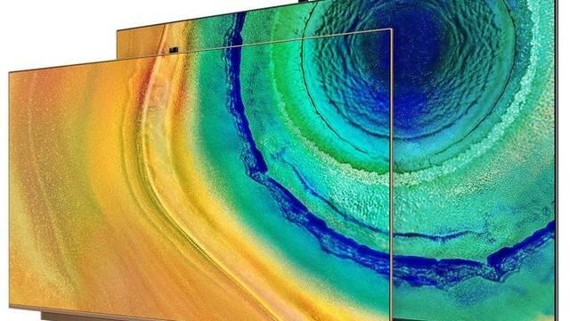 Las primeras TV de Huawei usarán un panel LED Quantum DOT 4K con 120 Hz