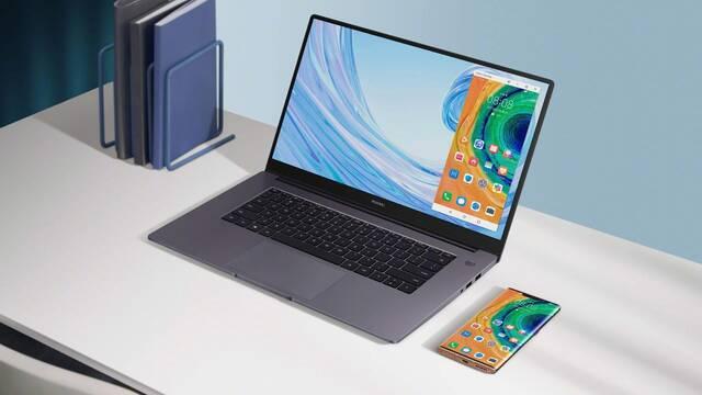 Huawei presenta sus nuevos portátiles MateBook D con CPU Intel o AMD y GPU NVIDIA