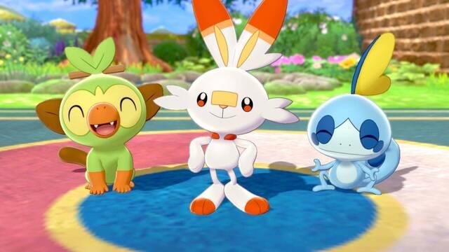El primer torneo de Pokémon Espada y Escudo será el 15 de diciembre en Corea del Sur