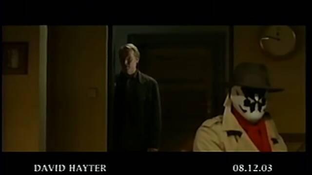 Watchmen podría haber sido muy diferente a cargo de David Hayter