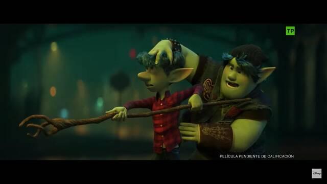 Onward, la nueva aventura de Pixar, sorprende con su tráiler más reciente