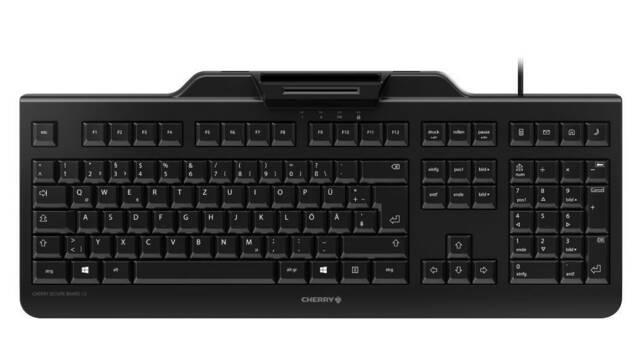 Cherry presenta su nuevo teclado Secure Board 1.0 con encriptación en cada pulsación