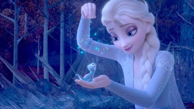 Frozen 2 sigue arrasando en taquilla por el Día de Acción de Gracias