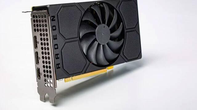 La tarjeta gráfica AMD Radeon RX 5500 se pondrá a la venta el 12 de diciembre