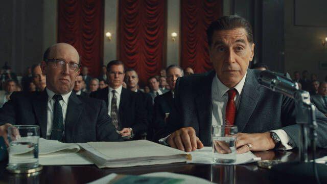 El Irlandés, lo nuevo de Scorsese, incita a la reventa de entradas
