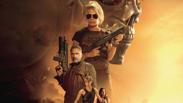 Terminator: Destino Oscuro 'por debajo de las expectativas' para Paramount