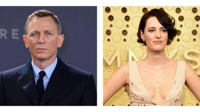 Daniel Craig estalla: Phoebe Waller-Bridge es una gran guionista