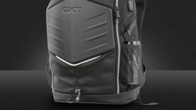 Trust Gaming presenta su mochila para que los gamers lleven su portátil y periféricos