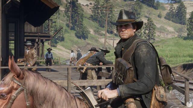 Red Dead Redemption 2: Cómo jugar a 4K y 60 FPS gracias a Image Sharpening