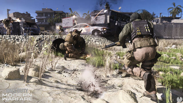 Call of Duty: Modern Warfare reduce el daño de las claymore y la M4A1