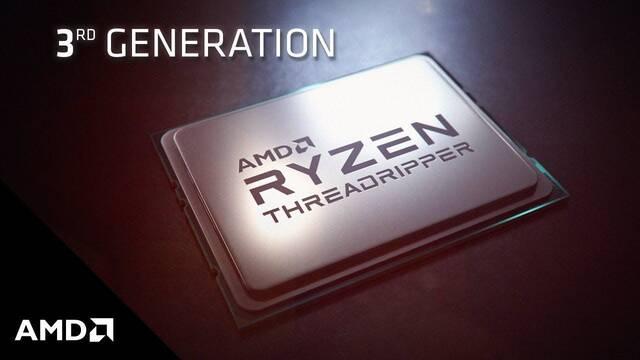 AMD anuncia sus nuevos procesadores Ryzen Threadripper de 24 y 32 núcleos