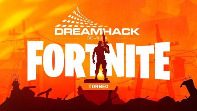DreamHack Sevilla tendrá un torneo de Fortnite con 5000 euros en premios