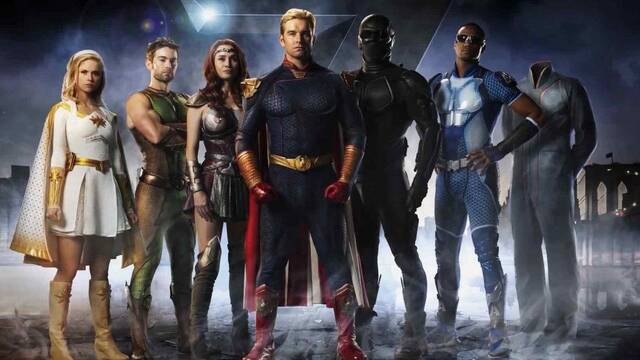 The Boys: La segunda temporada debutará a mitad de 2020