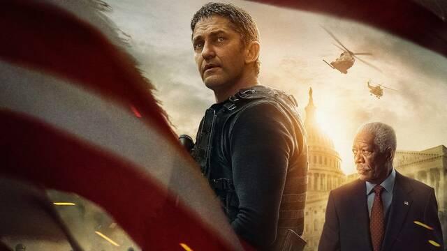 Gerard Butler protagonizará la cuarta parte de la saga 'Has Fallen'