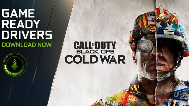 NVIDIA publica los nuevos drivers para Call of Duty: Black Ops Cold War