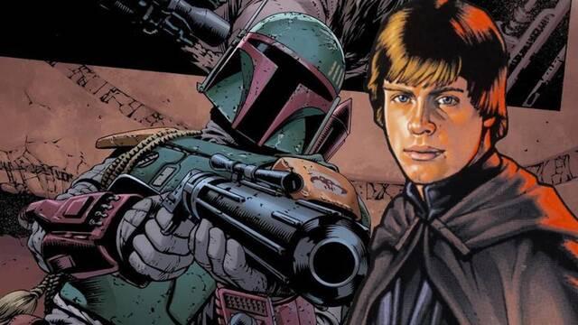 Star Wars: Cuando Luke Skywalker luchó contra Boba Fett antes de 'El retorno del Jedi'