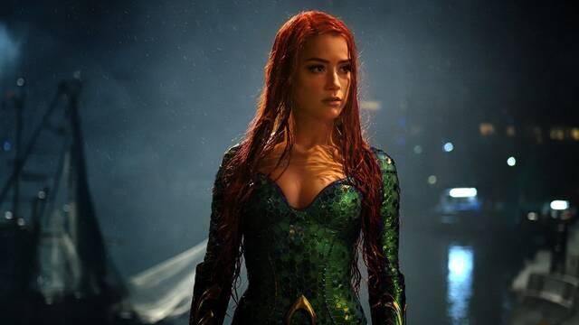 'Aquaman 2': La petición para expulsar a Amber Heard supera el millón de firmas