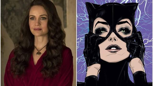 Zack Snyder quería que Carla Gugino fuera Catwoman en sus películas