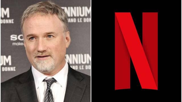 David Fincher pacta con Netflix cuatro años de exclusividad