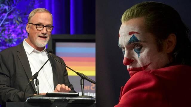David Fincher contra 'Joker': 'Es una traición a los enfermos mentales'