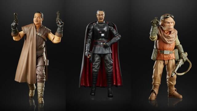 The Mandalorian: Así son sus nuevas figuras de Black Series