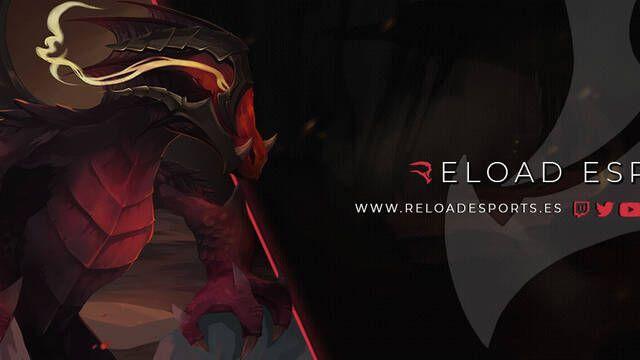 Reload Esports, el nuevo club de esports español, anuncia su evento de presentación