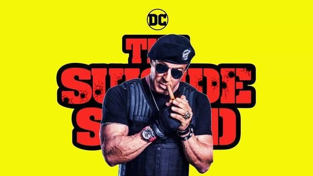 El Escuadrón Suicida de James Gunn ficha por Sylvester Stallone