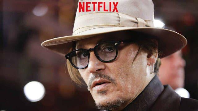 Johnny Depp podría refugiarse en Netflix con nuevos proyectos y películas