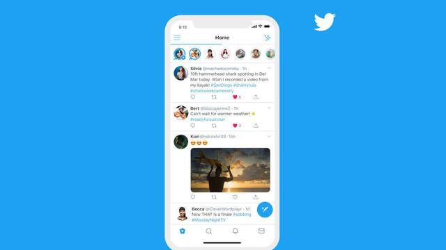 Twitter lanza Fleets, su propia versión de las Historias de Instagram