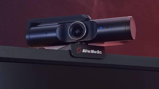 AverMedia presenta su nueva webcam Live Streamer CAM 513 con seguimiento de movimiento