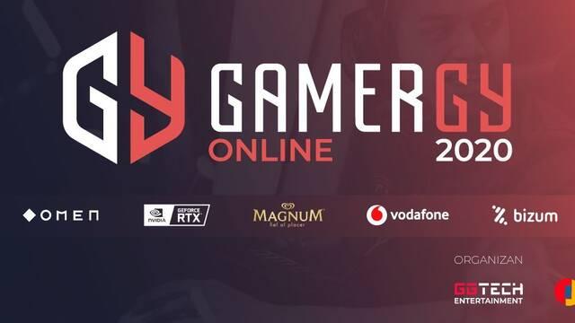 NVIDIA, OMEN, Intel, RedBull, Vodafone, Bizum, Adidas y Magnum patrocinarán Gamergy 2020