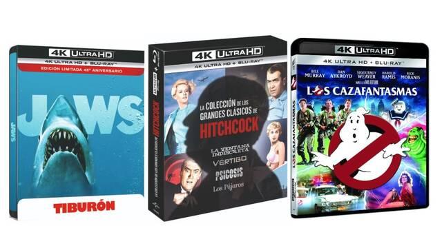 Sony Pictures celebra los 4 años del 4K y el UHD en el formato doméstico