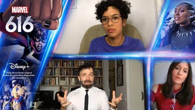 Marvel 616: Hablamos con los artistas de Miles Morales y Moon Girl
