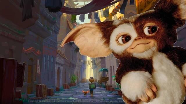 Primer diseño conceptual de 'Gremlins: Secrets of the Mogwai', la precuela del clásico