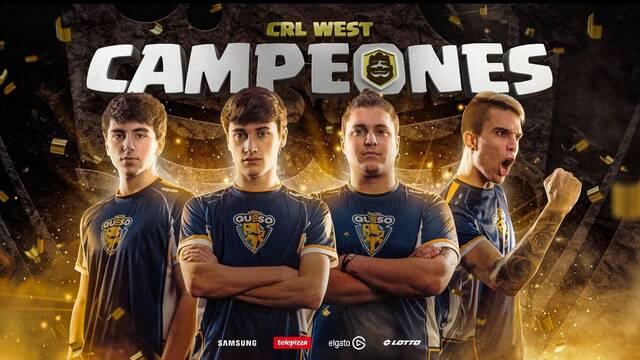 Team Queso gana la Clash Royale League West 2020