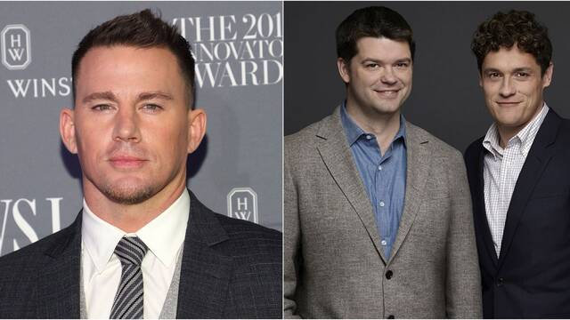 Channing Tatum forma equipo otra vez con Phil Lord y Chris Miller