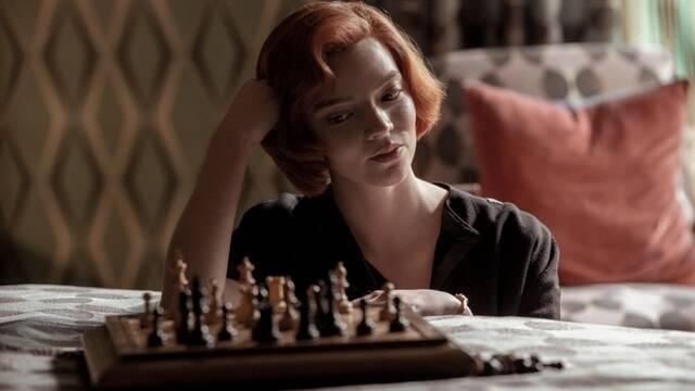 'Gambito de dama': Netflix confirma que es la miniserie más vista de su historia